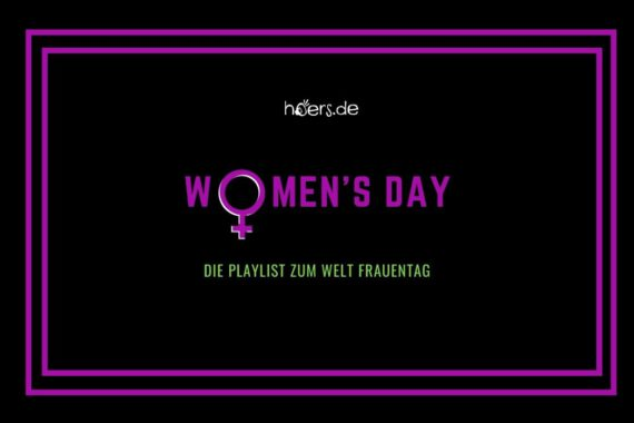 Frauentag Playlist WP