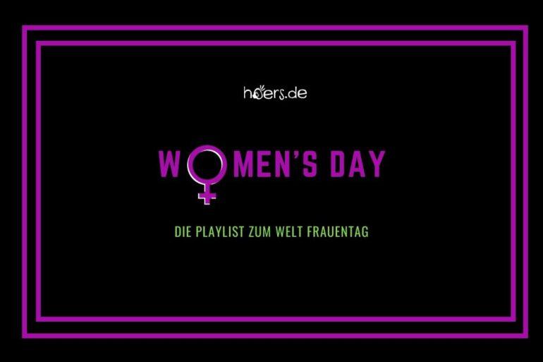 Frauentag Playlist WP