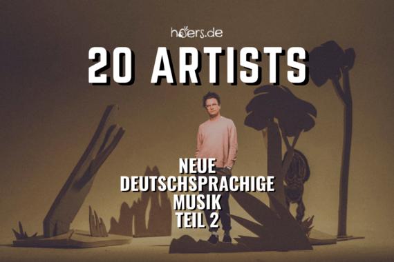 20 Artists - neue Deutschsprachige Musik - Soeckers