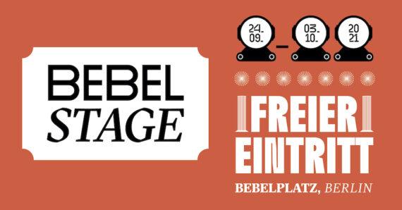 BEBEL Stage 2021